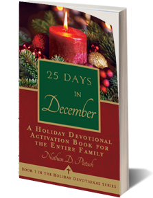 Purchase 25 Days in December on Amazon.